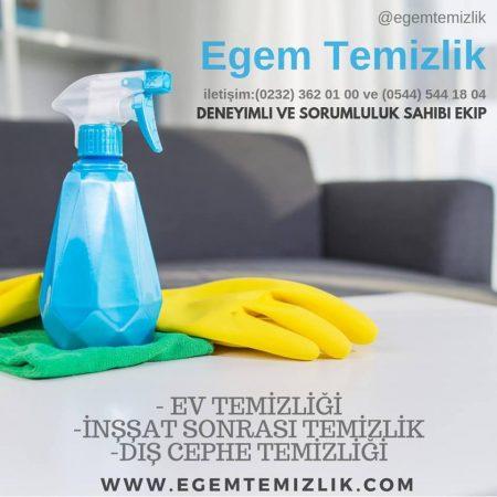 buca temizlik firması